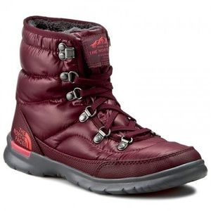 The North Face 5 Thermoball Lace Up Boots women's
